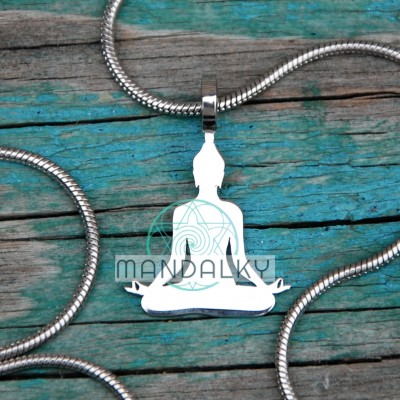 Přívěsek Budha II
