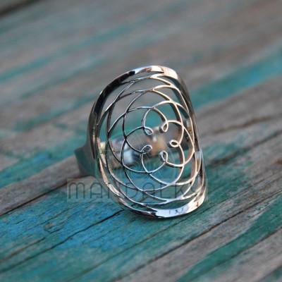 Prsten Venušina růže