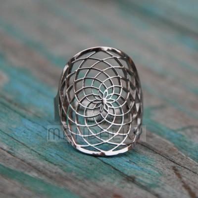 Prsten Sluneční květ