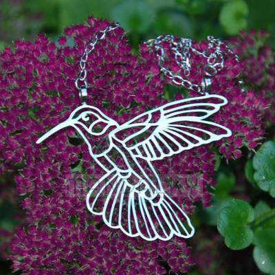 Přívěsek Kolibřík