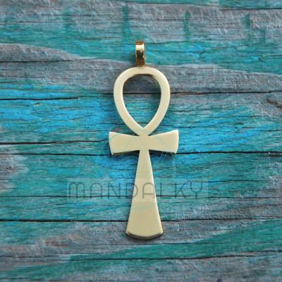 Přívěsek Nilský kříž - Ankh - TiN