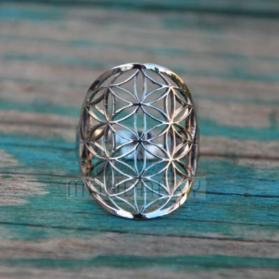 Prsten Květ života II