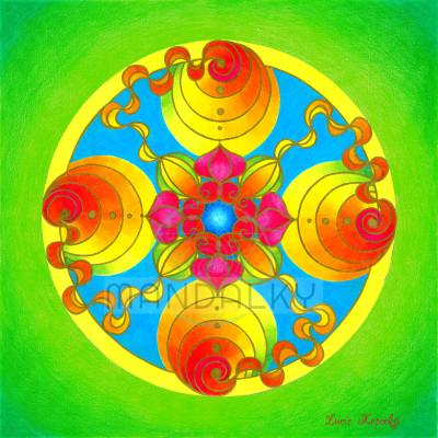 Mandala Hojnost