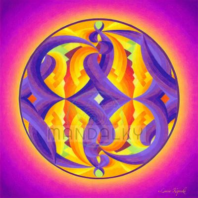 Mandala Zrození