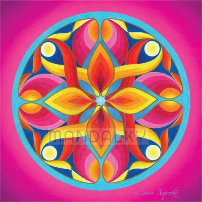 Mandala Vědomí