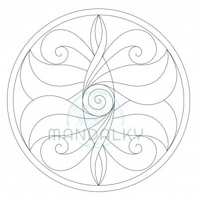 Mandalové vymalovánky - Astrologie