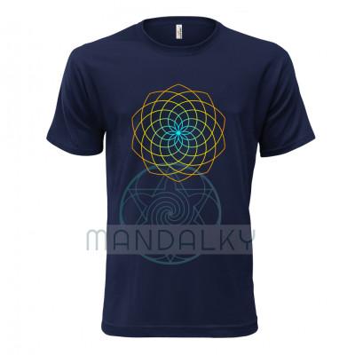 Pánské tričko se Slunečním květem
