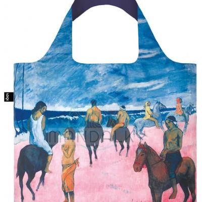 LOQI MUSEUM - Paul Gauguin - Jezdci na pláži