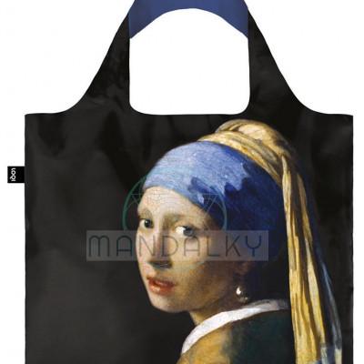 LOQI MUSEUM -  Johannes Vermeer - Dívka s perlou