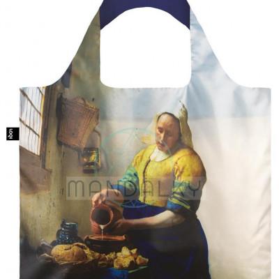 LOQI MUSEUM - Johannes Vermeer - Mlékařka