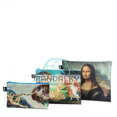 LOQI MUSEUM - Michelangelo, Botticelli, da Vinci