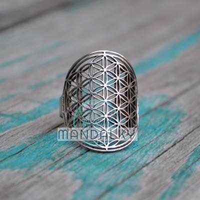 Prsten Květ života - Saqqara