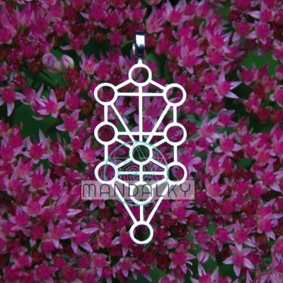 Přívěsek Sefirotický strom života