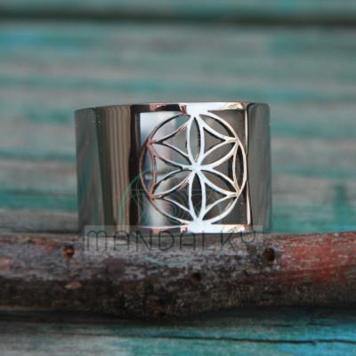 Moderní prsten Semeno života I
