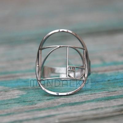 Prsten Zlatý řez