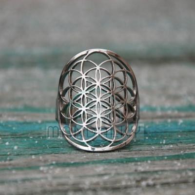 Prsten Květ života I