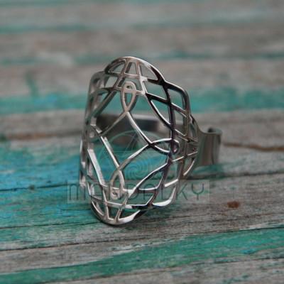Prsten Keltské uzly