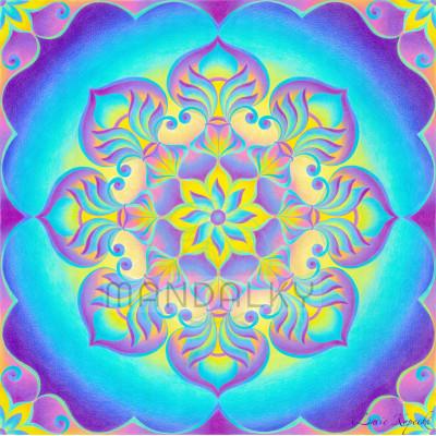 Mandala Duše vody