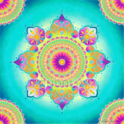 Mandala Uzdravování