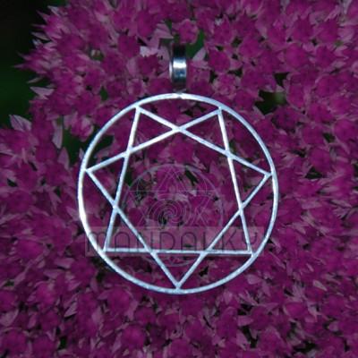 Přívěsek Septagram (Hvězda Babylonu)
