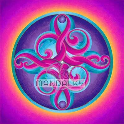 Mandala Znovuzrození