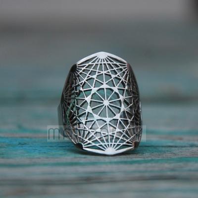 Prsten Dodekahedron