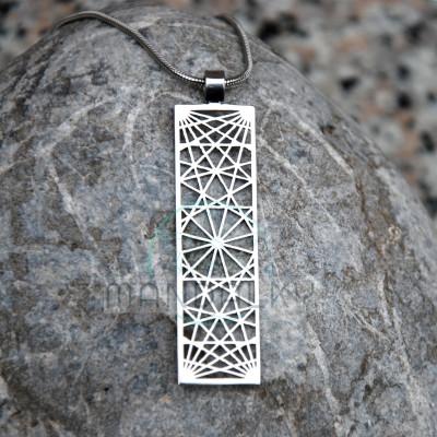 Přívěsek Dodekahedron - obdélník