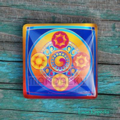 Mandala Tajemství Šambaly