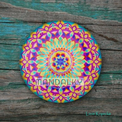 Mandala Euforie - kulatá