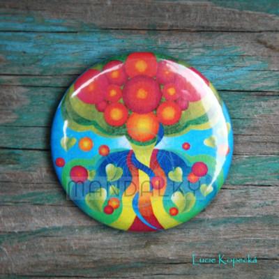 Magnet mandala Strom života